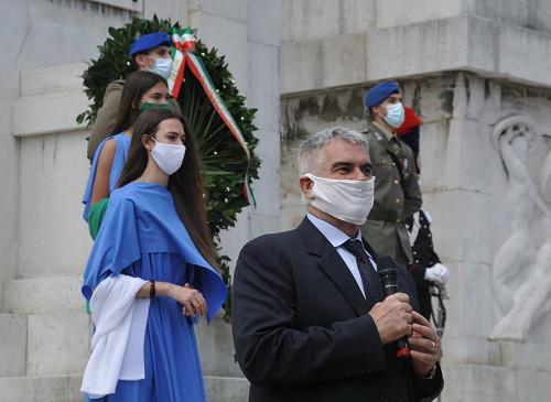 Forlì - Festa della Repubblica 2020